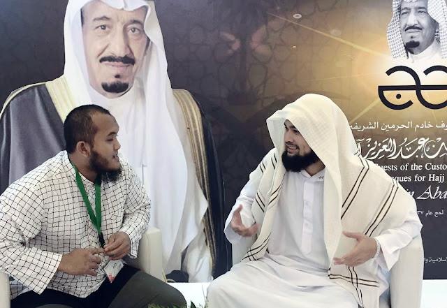 Naik Haji Gratis Diundang Raja Saudi, Teuku Wisnu Ceritakan Pengalamannya Selama Di Tanah Suci