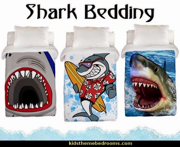 Decorating theme bedrooms - Maries Manor: Shark Bedrooms ...