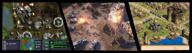 real time strategy game genre