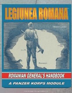 Legiunea Romana: Romanian Handbook