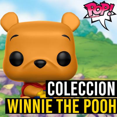 Lista de figuras funko pop de Funko POP Winnie the pooh