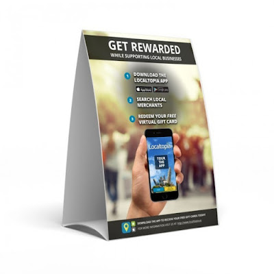 Table Tents Trifold Table Tents - Effective Way to Promote Your - tri fold table tent
