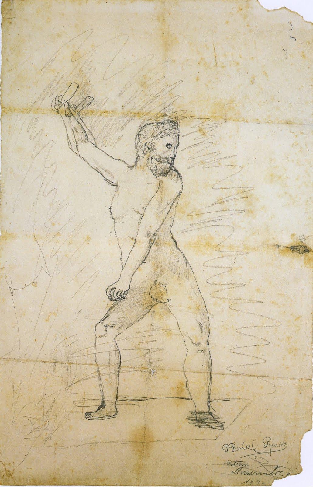 pablo picasso sketches - photo #11