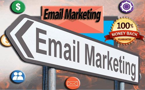 digital email marketing start with  dark mailer