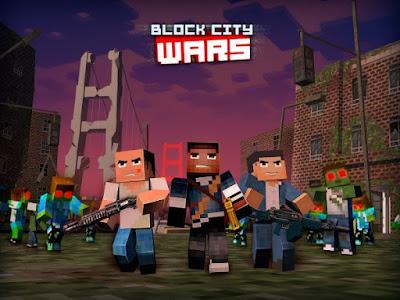 Download Block city wars mod apk v5.0.1 free + Data
