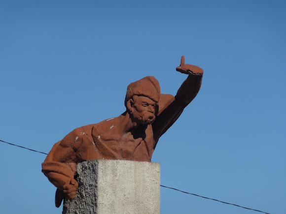 Селидово. Донецкая область. Украина. Козак Селид
