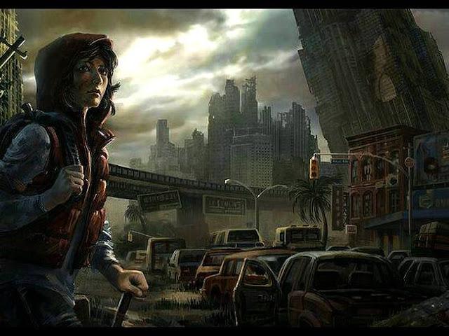 """Διήγημα   Στα Ερείπια της Νέας Υόρκης - """"Η αποστολή των Τυχοδιωκτών"""""""