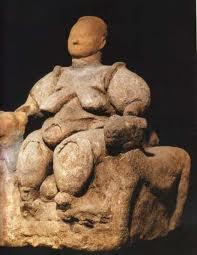 espressioni artistiche preistoriche