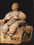espressioni artistiche preistoriche, testo e immagini