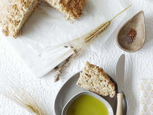 Rezept Irisches Soda Bread | 12 Nachmach-Tipps und DIY-Ideen im Juni | www.mammilade.blogspot.de