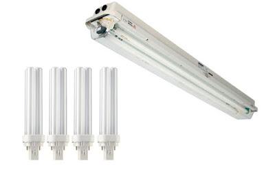 Cara memperbaiki lampu neon jenis TL Dan PLC yang Rusak