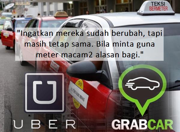 Perbezaan Antara Teksi Biasa Dan Uber, Penjelasan Lelaki Ini Membuktikan Yang Mana Lebih Baik!