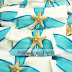 Greek wedding favors with starfish G158