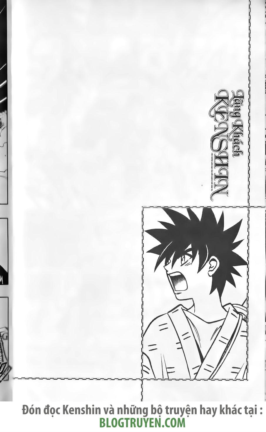 Rurouni Kenshin chap 220 trang 20