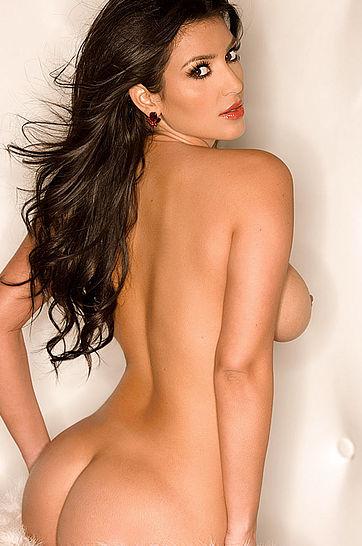Kim Kardashian Hot Sexy Nude