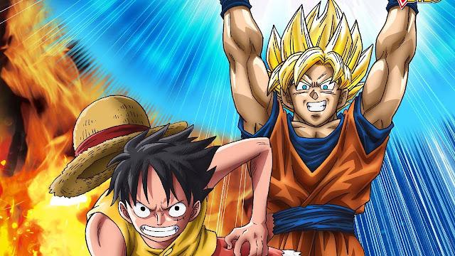 Dragon Ball Z One Piece