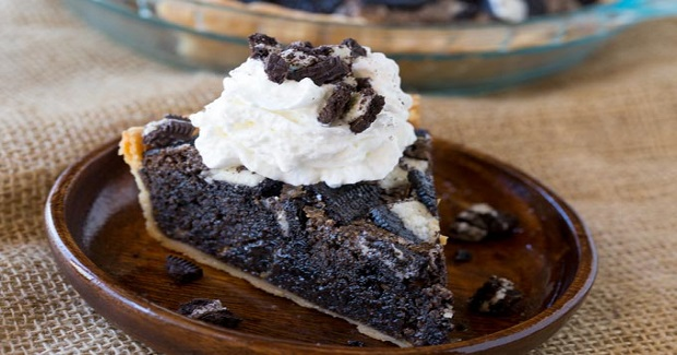Oreo Chunk Cookie Pie Recipe