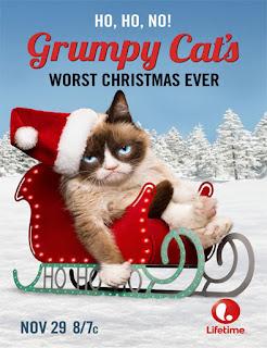 Las peores Navidades de la gata gruñona (2014)