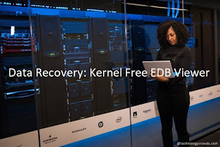 Free Data Recovery: Kernel Free EDB Viewer