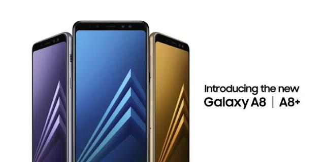 Inilah Harga Samsung Galaxy A8 dan Galaxy A8 Plus Hadir Awal Januari 2018