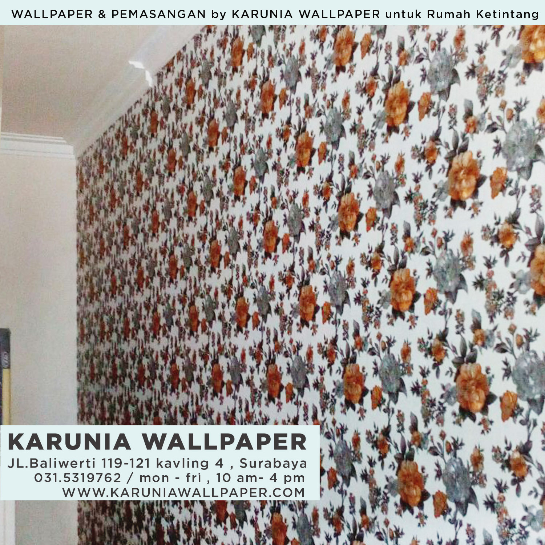 jasa servis wallpaper wallstiker surabaya