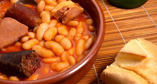 Feijoada Espanhola Fabada Asturiana