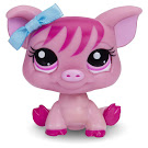 Littlest Pet Shop Mommy and Baby Pig (#3595) Pet
