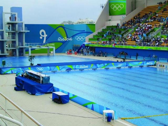 rio olympics swimming live