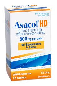 طريقة حفظ دواء أساكول Asacol