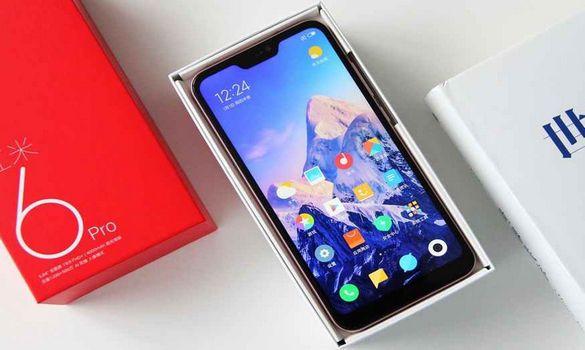 شياومي تكشف عن هاتف Redmi 6 Pro الجديد !!