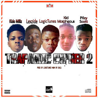Trapaolic Cypher 2 - ( LogicTunes ft Kido milz , Lexzide , kid morpheous , pilzy Scott) Prod. LogicTunes