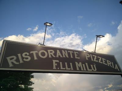 Vieni da Ristorante Pizzeria Fratelli Milù a Rivoli!