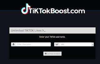Tik tok like generator , untuk mendapatkan Likes dan Follower gratis dengan generator tik tok