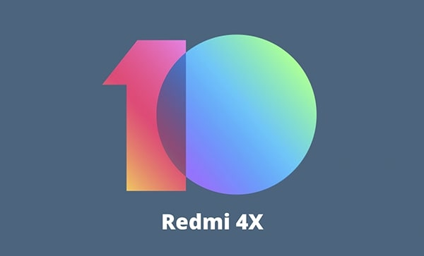 Cara update Redmi 4X ke MIUI 10 Global Stable