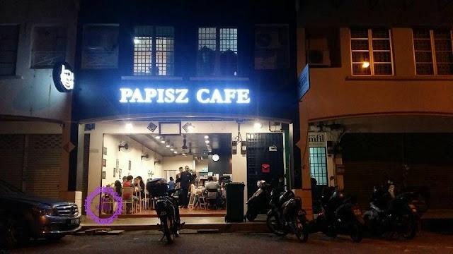 PAPISZ CAFE | TEMPAT MAKAN BEST DI PENANG