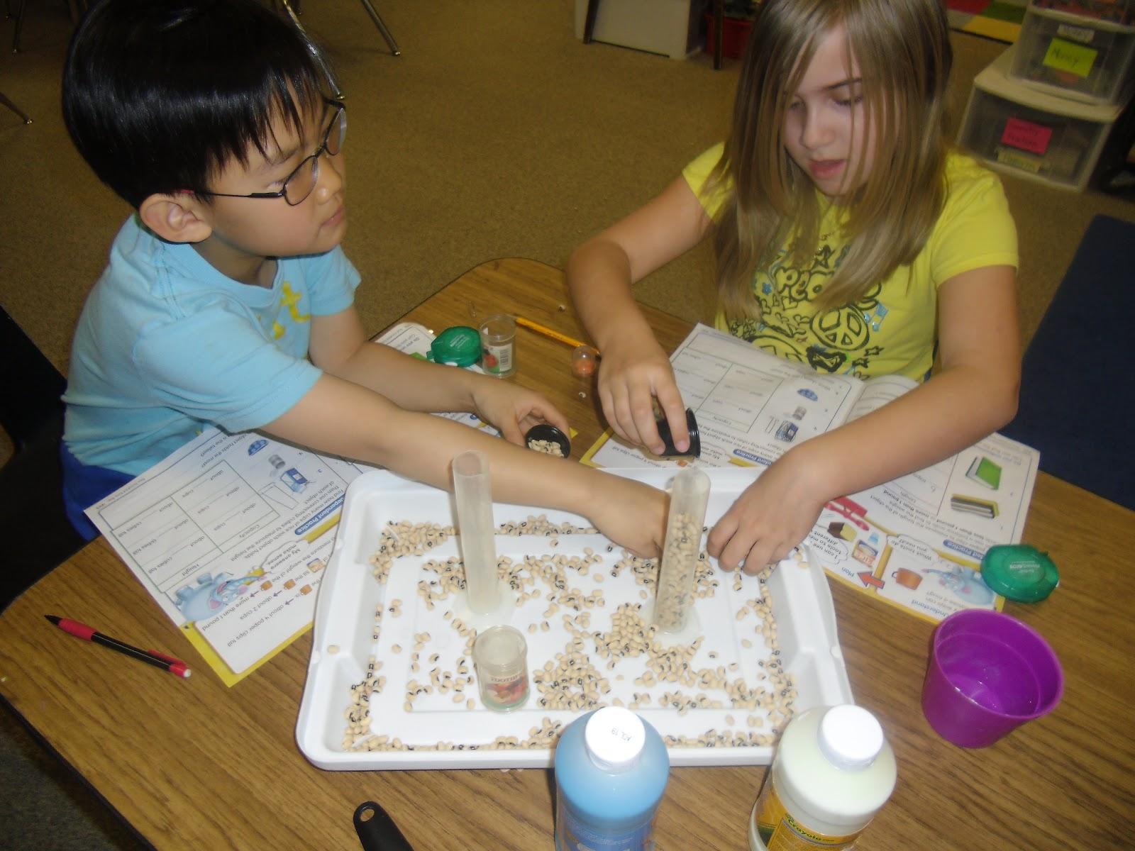 Patties Classroom Measurement Centers