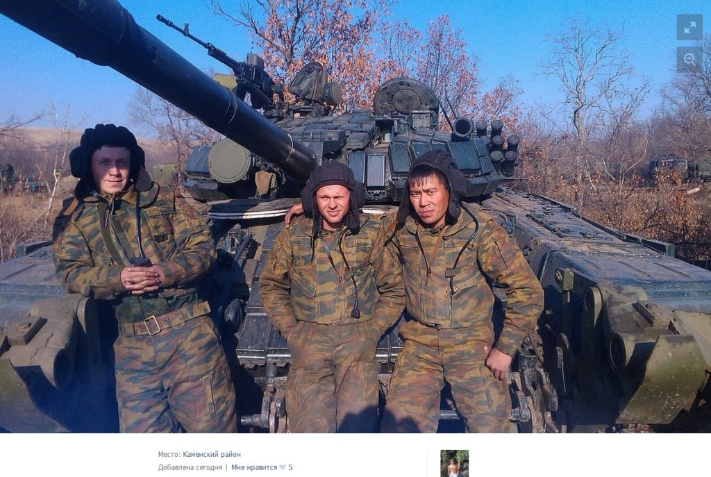 7-ї окремої гвардійської танкової бригади (військова частина 89547), яка брала активну участь у збройній агресії проти України