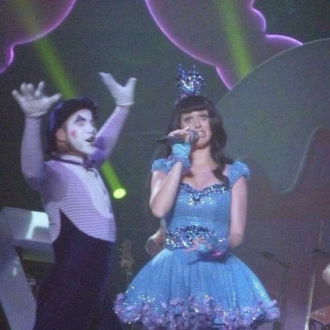 Katy Perry California Dreams Tour