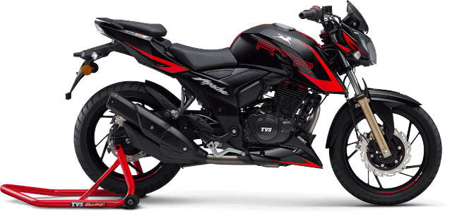 best sports bike in India under 1 lakh, Tvs apache 200 4v