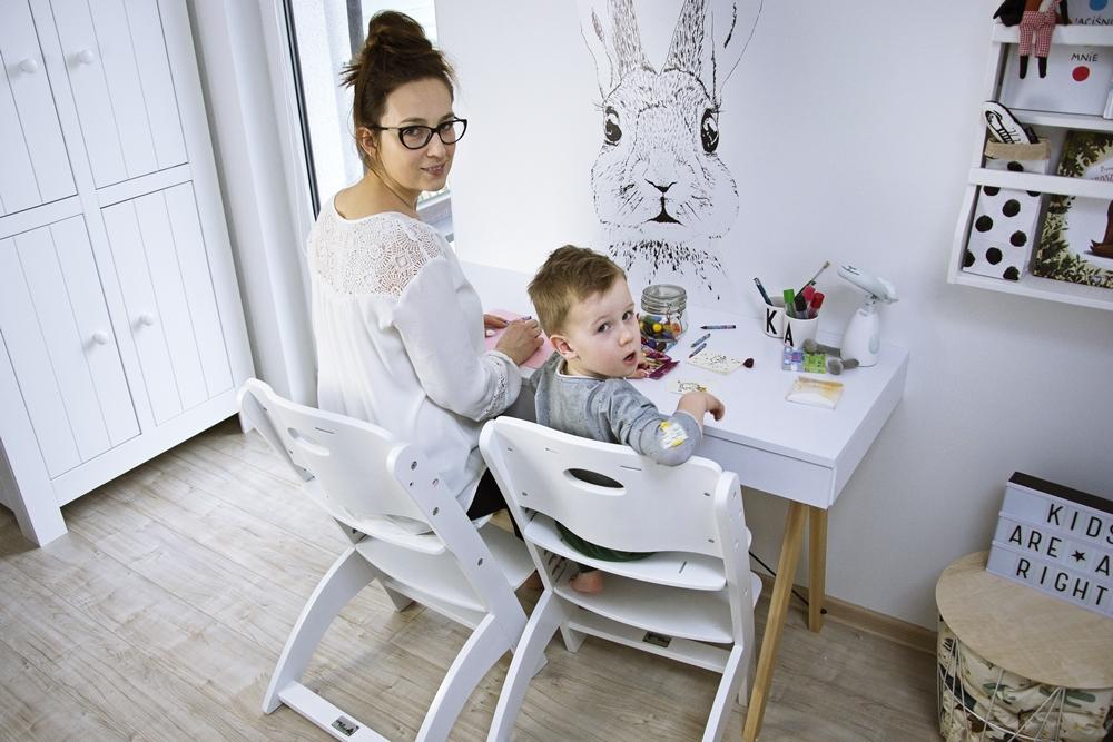krzesełko childhome
