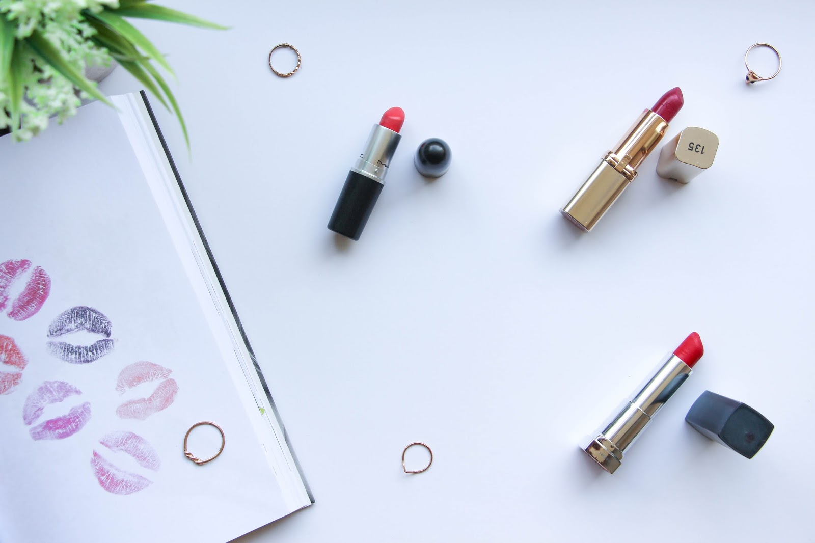 Top 3 Spring Lipsticks