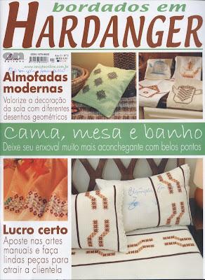 Revista: Bordados em Hardanger 5 [Portugués]