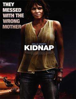 Kidnap  Mujer en llamas   2017