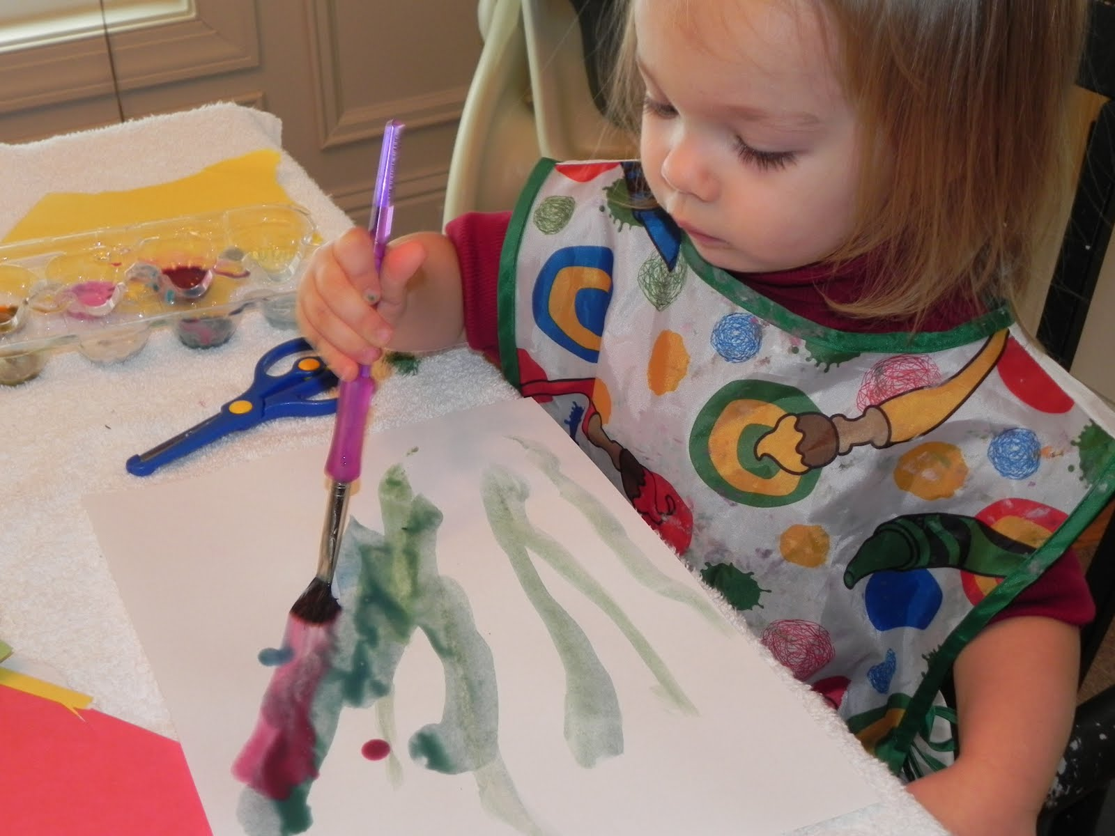 Lessons With My Little Ones Snowy Day By Ezra Jack Keats