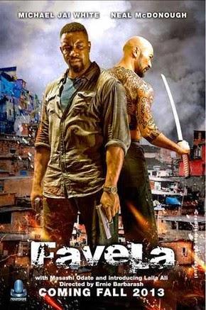 capa Filme Favela   HDRip AVI + RMVB Legendado