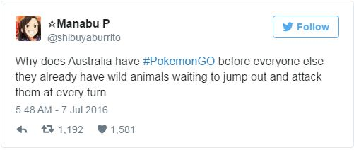 19 Funniest Reactions To Pokémon Go 16