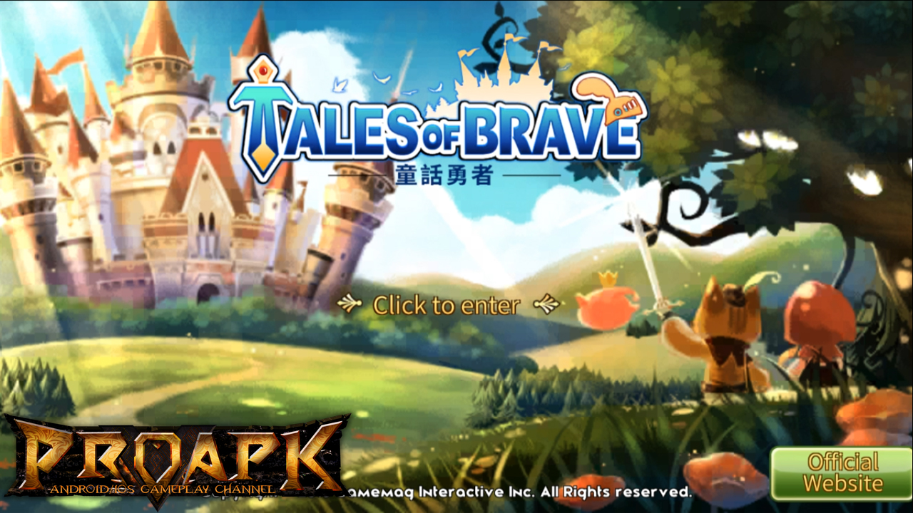 Tales Of Brave - 3D Action RPG