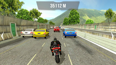 Motorbike Traffic Racer 3D v1.3 APKfor android and tablet