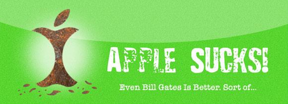 Why Apple Sucks