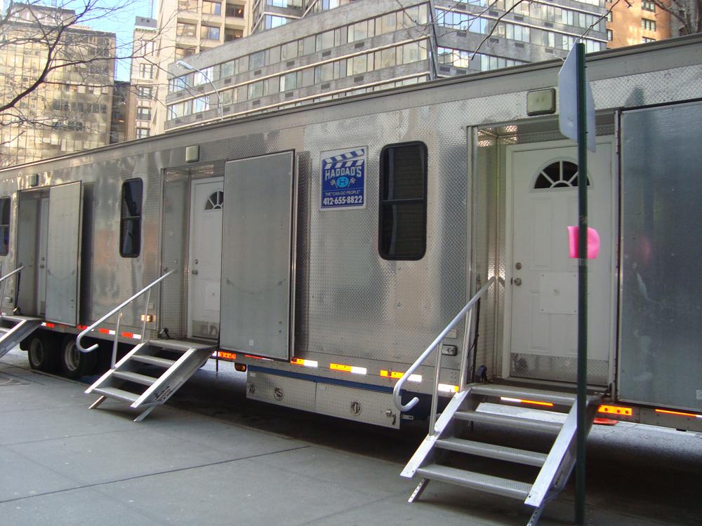 Como ver filmagens e famosos em Nova York - Dani Que Disse
